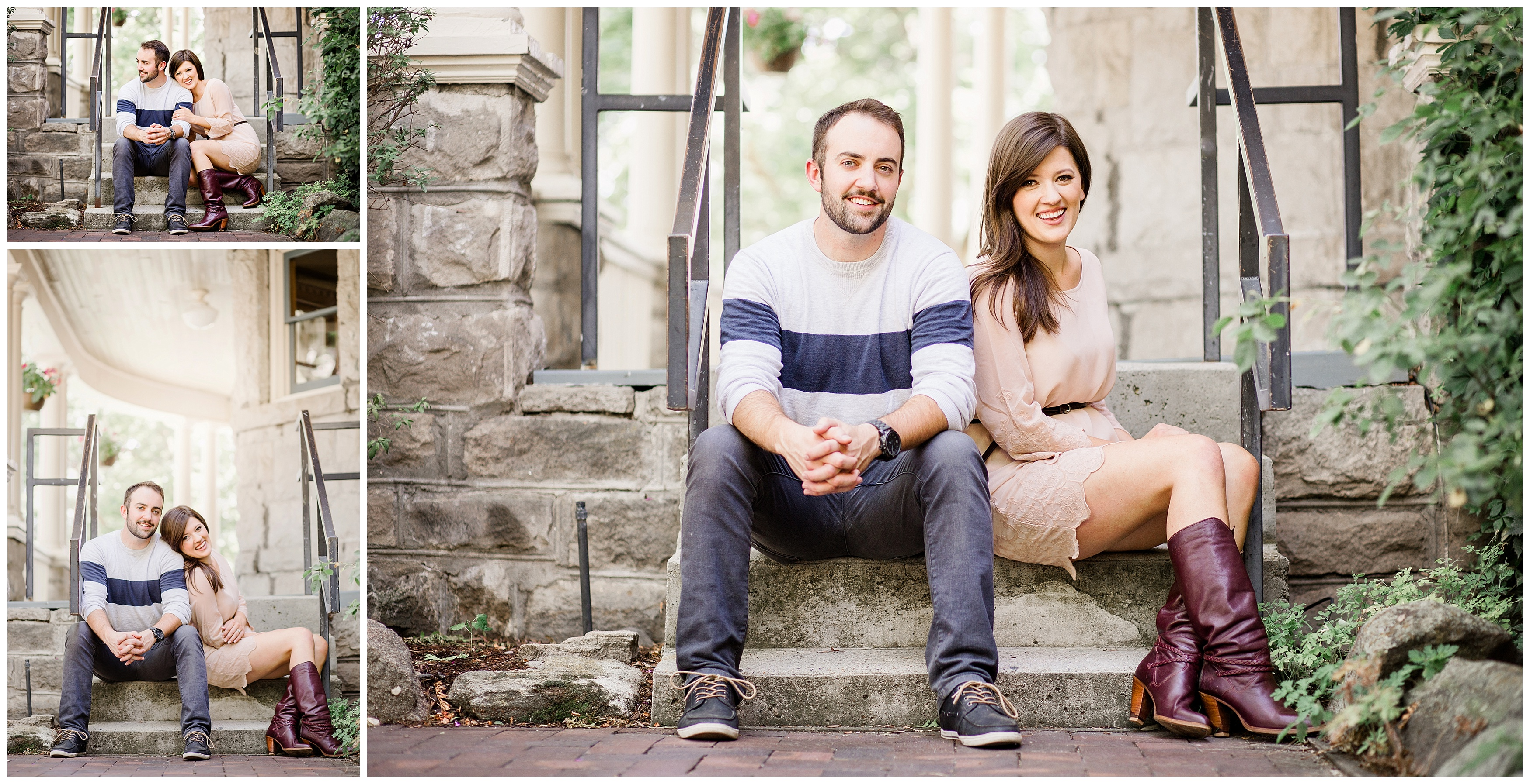 Austin and Katie Engaged | Boise, Idaho | Engagement Photographer